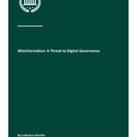 Misinformation: A Threat to Digital Governance